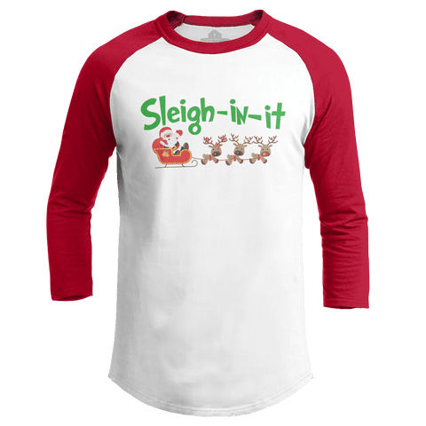 Sleigh In It (Ladies)