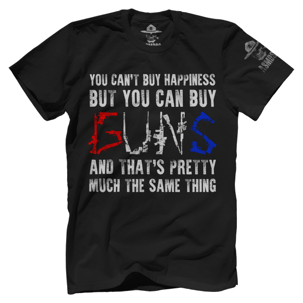 You Can't Buy Happiness