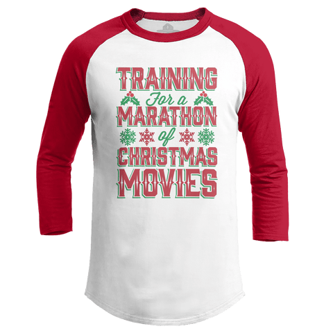 Training For Christmas (Ladies)
