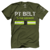 PT Belt Is The Answer