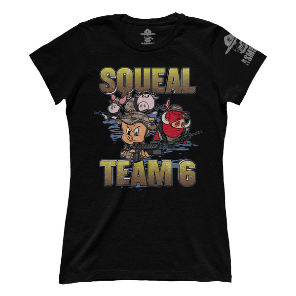 Squeal Team 6 (Ladies)