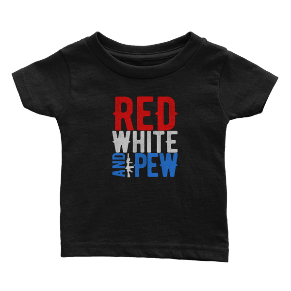 Red White And Pew (Babies)