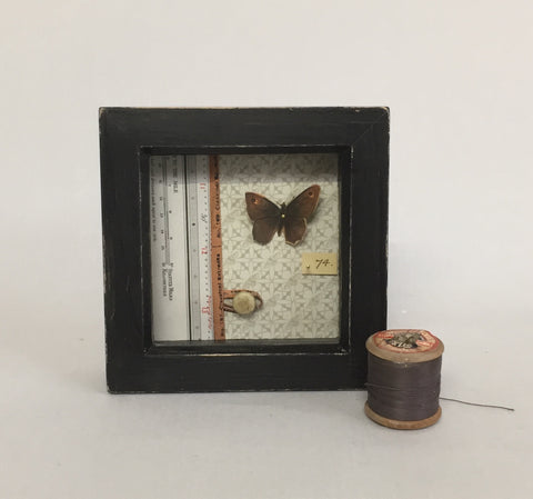 Butterfly & Measure / With UK postage included