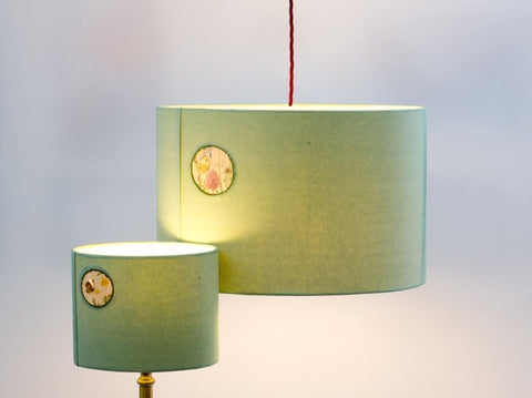 Green Butterfly / Small with ceiling fitting                     Green Butterfly / Small with lamp fitting                     Green Butterfly / Large with ceiling fitting                     Green Butterfly / Large with lamp fitting
