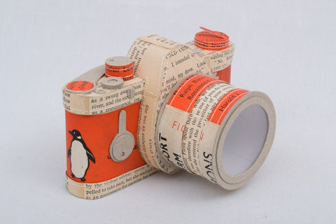 Penguin Orange / With UK postage included                     Penguin Orange / With international postage (please allow up to 2 weeks extra)