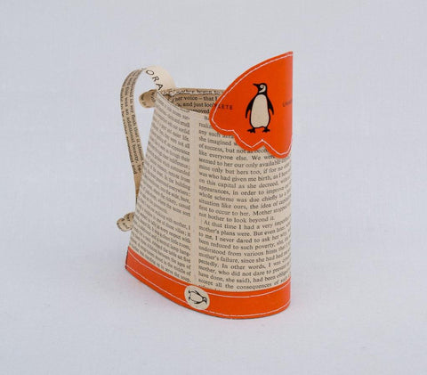 Penguin Orange Books / With UK postage included                     Penguin Orange Books / With international postage (please allow up to 2 weeks extra for shipping)
