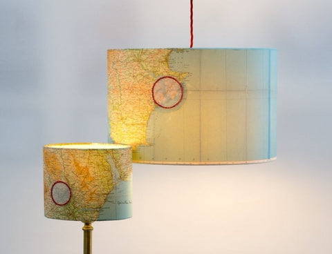 Map / Small with ceiling fitting                     Map / Small with lamp fitting                     Map / Large with ceiling fitting                     Map / Large with lamp fitting
