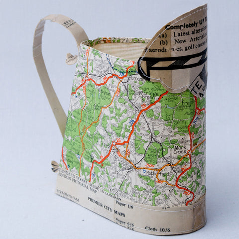 Map / With UK postage included                     Map / With international postage (please allow up to 2 weeks extra for shipping)