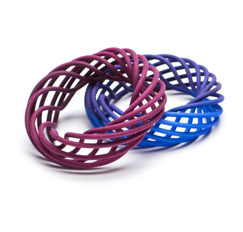 Pinky Purple / Standard (fits most hands)                     Pinky Purple / Small (5cm internal diameter)                     Blue/Purple fade / Standard (fits most hands)                     Blue/Purple fade / Small (5cm internal diameter)