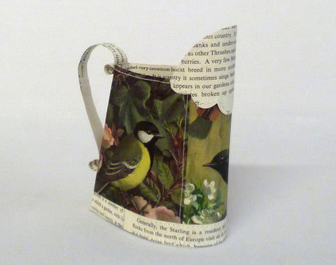 Bird book / With UK postage included                     Bird book / With international postage (please allow up to 2 weeks extra for shipping)