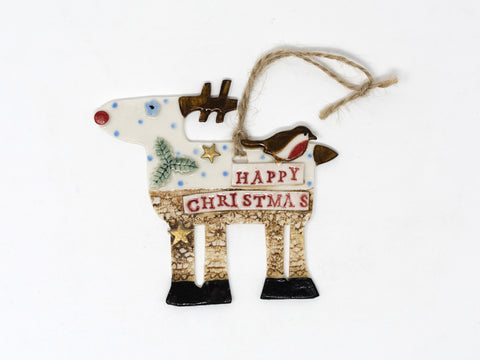 Reindeer / With UK postage included                     Reindeer / With shipping to Europe                     Reindeer / With shipping to Rest of the World