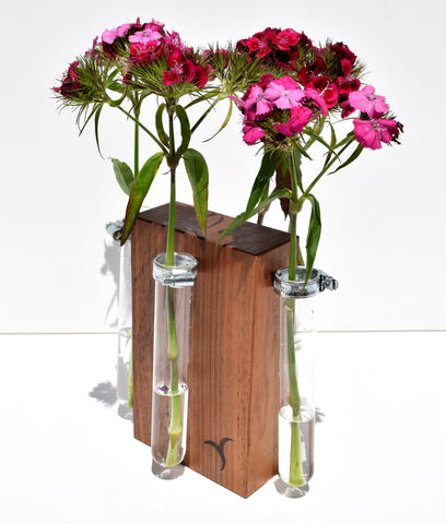 Made By Hand Online Test Tube Vase Free Standing By Hannah