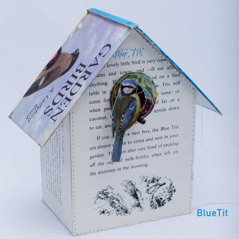 Blue Tit / With UK postage included                     Blue Tit / With international postage (please allow up to 2 weeks extra for shipping)