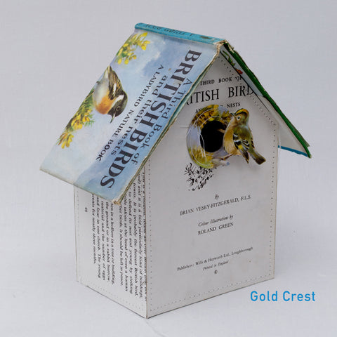 Gold Crest / With UK postage included                     Gold Crest / With international postage (please allow up to 2 weeks extra for shipping)