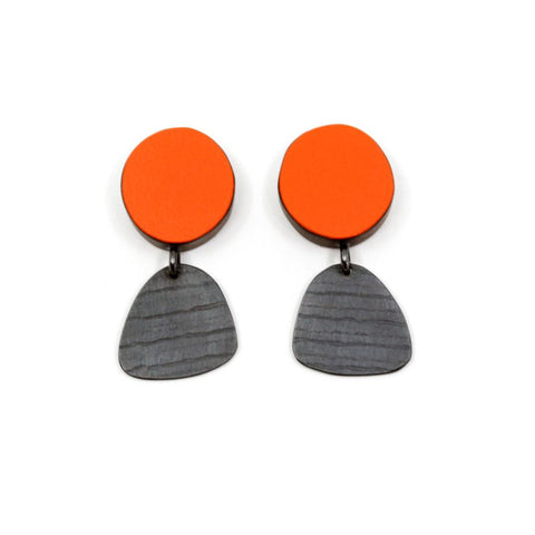 Orange / With UK postage included                     Orange / With international shipping