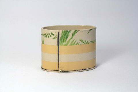 small - yellow stripe / With UK postage included