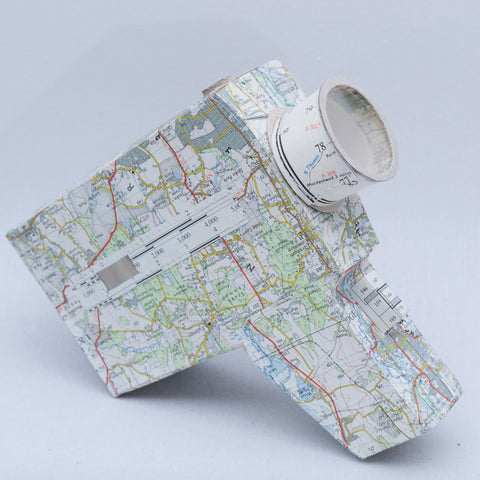Vintage maps / Small (15 x 5 x 13 cm) / With UK postage included                     Vintage maps / Small (15 x 5 x 13 cm) / With international postage (please allow up to 2 weeks extra)                     Vintage maps / Regular (23 x 8 x 6 cm) / With UK postage included                     Vintage maps / Regular (23 x 8 x 6 cm) / With international postage (please allow up to 2 weeks extra)