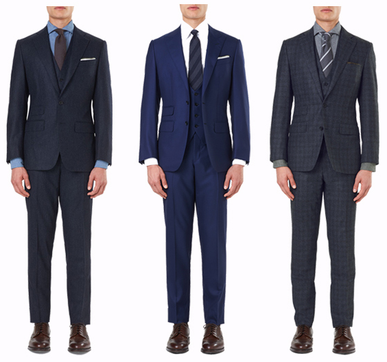 Shop the Thom Sweeney Suits Collection