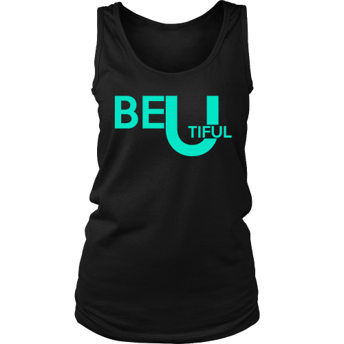 BeUTiful District Womens Tank