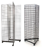 gridwall displays and accessories