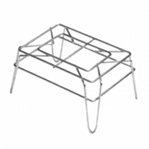 "Wire Beverage Stand 14"" - StoreFixtureShowcase.com"