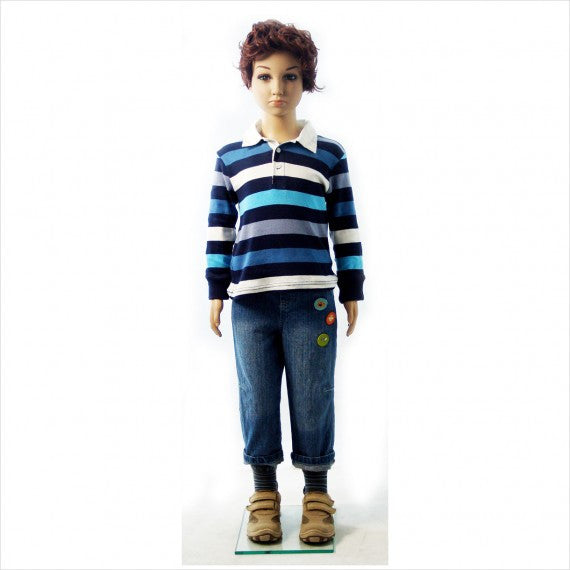 Boy / Girl Mannequin - StoreFixtureShowcase.com