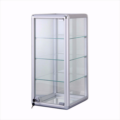Glass Countertop display Showcase - StoreFixtureShowcase.com