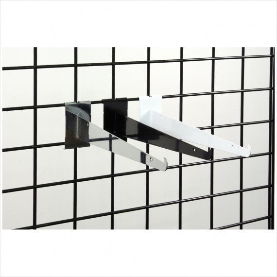 Gridwall Shelf Bracket - StoreFixtureShowcase.com