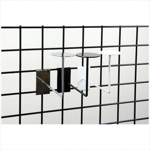Gridwall Millinery Displayer - StoreFixtureShowcase.com