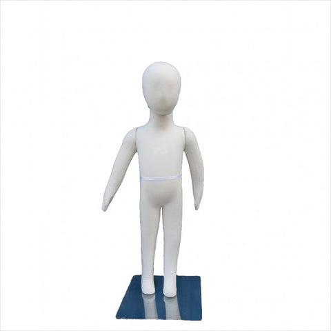 Children Flex Mannequin - StoreFixtureShowcase.com - 1