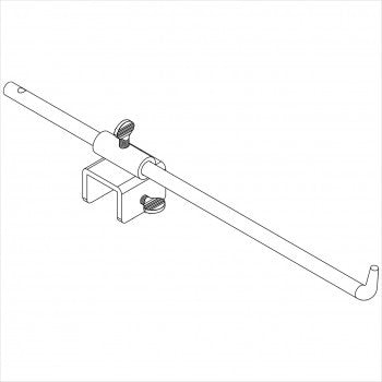 Adjustable Clamps - StoreFixtureShowcase.com