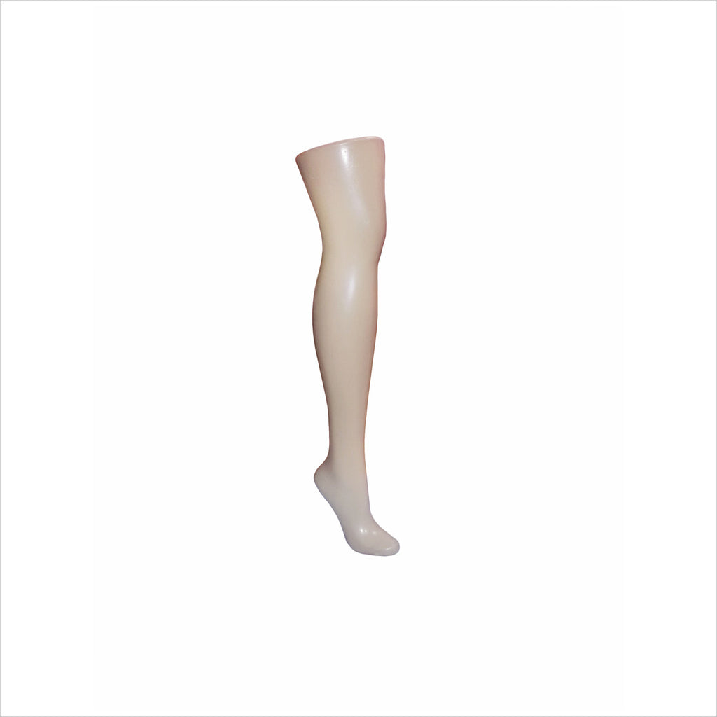female mannequin Leg for Socks with Base