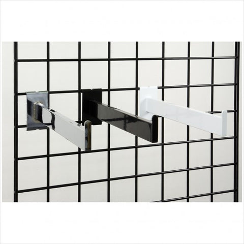 "12"" Gridwall Faceout - StoreFixtureShowcase.com"