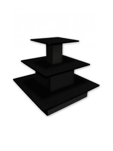 SQUARE 3-TIER TABLE