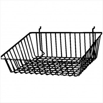 Sloping Basket - StoreFixtureShowcase.com
