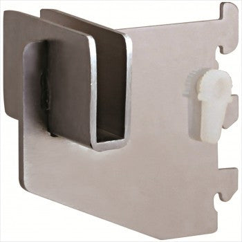 Rectangular Hangrail Bracket for Medium duty standard - StoreFixtureShowcase.com