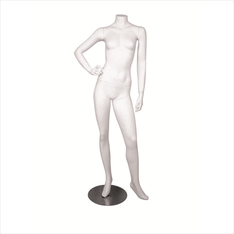 Female Mannequin with Left leg side way
