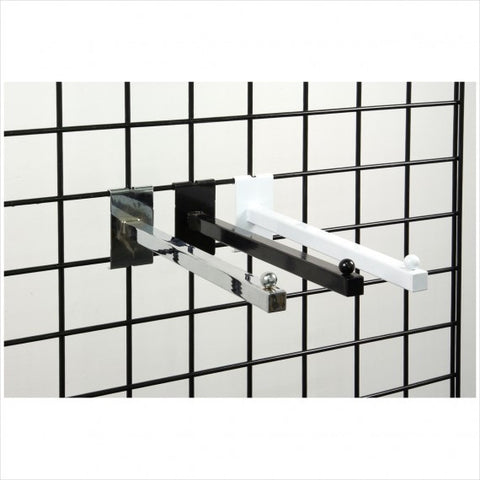 "12"" Gridwall Faceout of square Tubing - StoreFixtureShowcase.com"