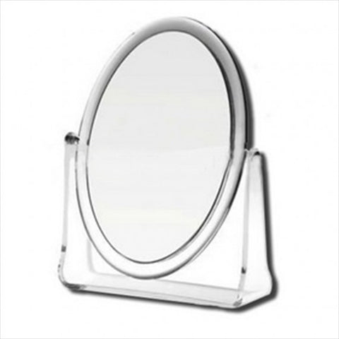 Oval Counter Top Mirror - StoreFixtureShowcase.com