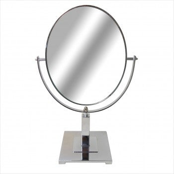 Round Counter Top Mirror - StoreFixtureShowcase.com