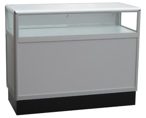 One third vision aluminum jewellery display case --- AL34 / AL35 / AL36