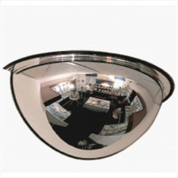 180 Half Dome Security Mirror - StoreFixtureShowcase.com