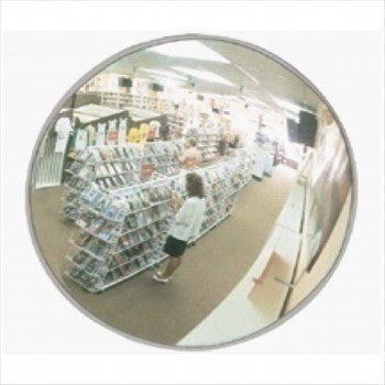 Convex Circular Security Mirror - StoreFixtureShowcase.com