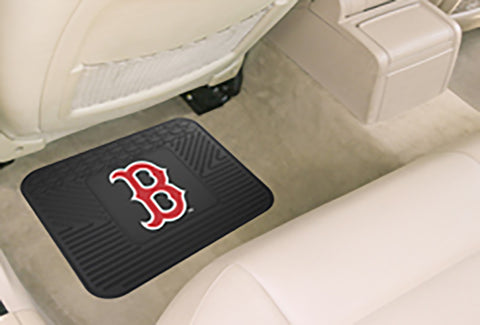 "FanMat Boston Red Sox Vinyl Utility Mat 14""x17""-Sold Each"