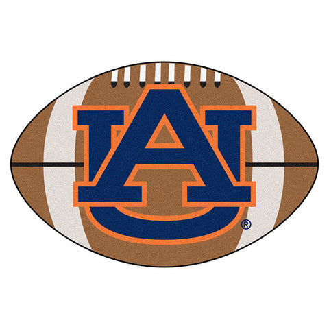 FanMat Auburn University Football Rug