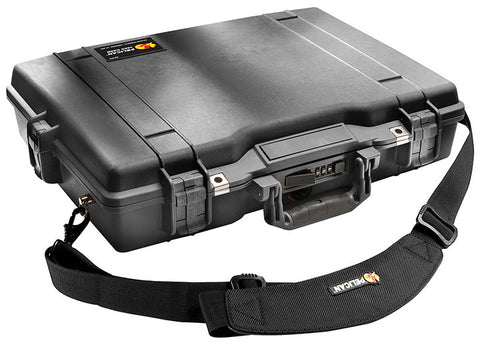 Pelican Notebook/Laptop Case - Black