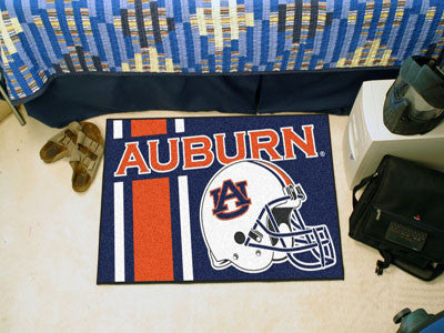FanMat Auburn University Uniform Inspired Starter Mat