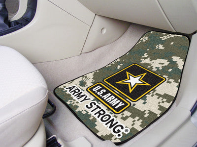 Fanmat Army Carpeted Floor Mat Camo Print