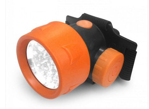 ArmorAll 17 LED Head Lamp w/Articulating Head and Adjustable Strap