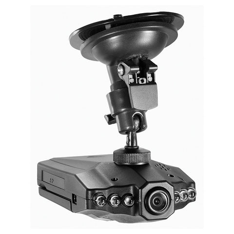 "Boss Audio Video Dash Camera with HD 2.4"" Screen"